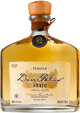 Don Felix Tequila Anejo 750ml