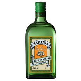 Naranja Liqueur Orange Licor De Naranja Mexico 1li