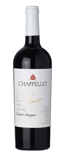 Chappellet Cabernet Sauvignon Signiture Reserve Napa 2018