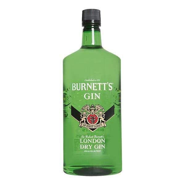 Burnett's Dry Gin 750ml
