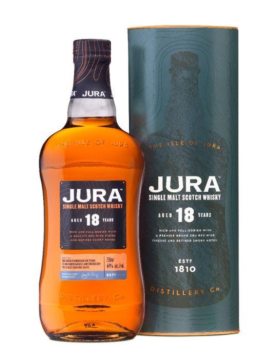 Jura Scotch Single Malt 88pf 18yr 750ml