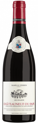 Famille Perrin Chateauneuf Du Pape Les Sinards Rhone France 2017