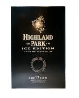 Highland Park Scotch Ice Edition Single Malt 17yr 750ml