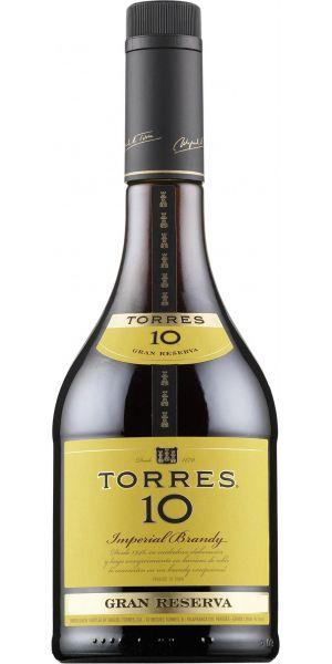 Torres Brandy Imperial Gran Reserve Spain 10yr 750ml