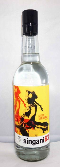 Singani 63 Brandy From Muscat Grapes Bolivia 750ml