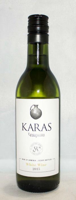 Karas White Wine Armenia 2015 187ml