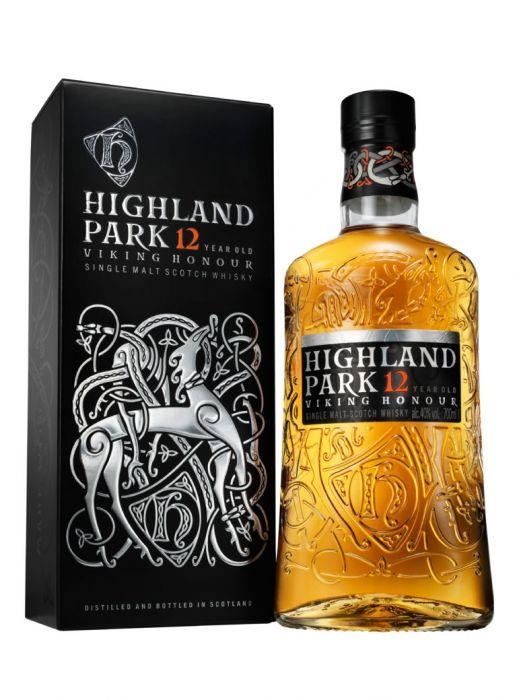 Highland Park Scotch Single Malt 86pf 12yr 750ml