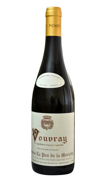 Domaine Pichot Vouvray France 2018
