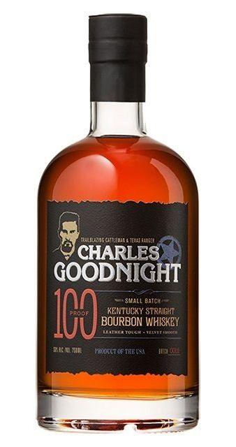 Charles Goodnight Bourbon Small Batch Kentucky 100pf 750ml