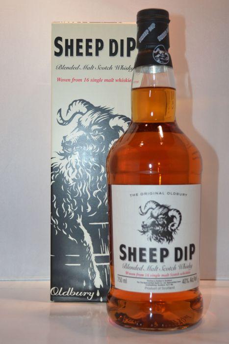 Sheep Dip Scotch Blended Oak Barrels Woven From 16 Single Malts 750ml