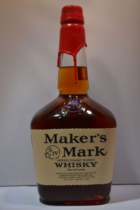 Makers Mark Bourbon Whisky 1.75li