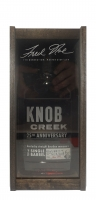 Knob Creek Bourbon Single Barrel 25th Anniversary 122.6pf 750ml