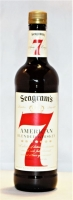 Seagrams Seven 7 Crown Whiskey Blended American 750ml