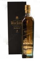 Johnnie Walker Scotch Blended Blue Label San Francisco Limited Edition 750ml