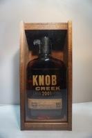 Knob Creek Bourbon Limited 2001 Edition Batch 2 Kentucky 100pf 750ml