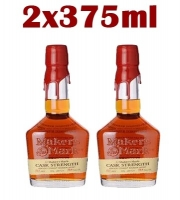 Makers Mark Bourbon Cask Strenght 111.3pf 2x375ml
