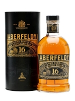 Aberfeldy Scotch Single Malt Highland 16yr 750ml
