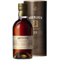 Aberlour Scotch Single Malt 18 Years Old 750ml