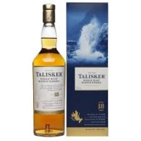Talisker Scotch Single Malt 91.6pf 18yr 750ml