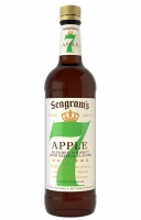 Seagrams 7 Whiskey Blended Orchard Apple American 750ml