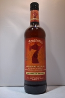 Seagrams 7 Whiskey Blended Spiced American 750ml