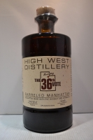 High West The 36th Vote Whiskey Rye Barreled Manhattan 750ml