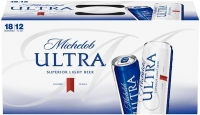 Michelob Ultra 18x12oz Cans