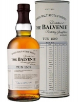 Balvenie Tun 1509 Scotch Single Malt Batch #4 103.4pf 750ml