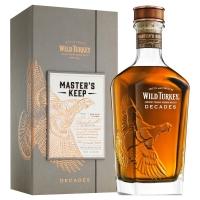 Wild Turkey Masters Keep Decades Bourbon Kentucky 104pf 750ml