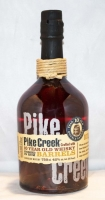 Pike Creek Whisky Canadian Finished In Rum Barrel 10yr 84pf 750ml