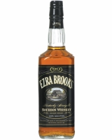 Ezra Brooks Bourbon Black Kentucky 90pf 750ml