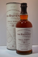 The Balvenie Scotch Single Barrel Sherry Cask 15yr 750ml