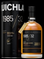 Bruichladdich Old & Rare Scotch Single Malt Islay In Bourbon Cask 1985 97.4pf 32yr 750ml