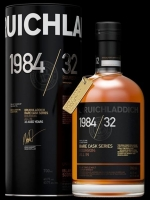 Bruichladdich Old & Rare Scotch Single Malt Islay In Bourbon Cask 1984 32 Year 750ml