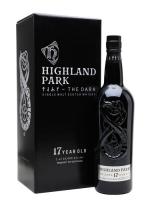 Highland Park Scotch Single Malt The Dark 105.8pf 17yr 750ml