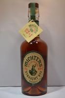 Michters Whiskey Single Barrel Rye Kentucky 84.8pf 750ml