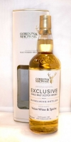 Gordon & Macphail Scotch Single Malt Exclusive Oak Cask Distilled 1997 Craigellachie Distillery 113.2pf 750ml