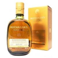Buchanans Scotch Blended Master 750ml