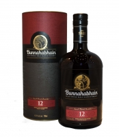 Bunnahabhain Scotch Single Malt Islay 92.6pf 12yr 750ml