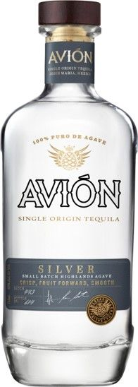 Avion Tequila Silver 375ml