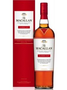 The Macallan Classic Cut Single Malt Scotch Whisky 2018 750ml