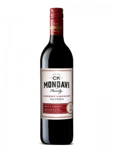 2016 CK Mondavi and Family Cabernet Sauvignon