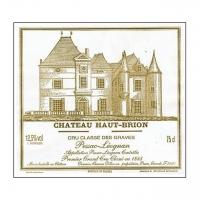 Chateau Haut Brion Pessac Leognan 1989 Rated 100WA