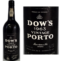 Dow's Vintage Port 1963 Rated 92WA