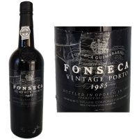 Fonseca Vintage Port 1985 Rated 93WS