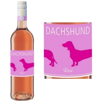 Dachshund Rose Pinot Noir Qualitatswein Rheinhessen 2017
