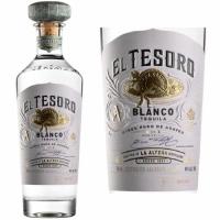 El Tesoro Blanco Tequila 750ml
