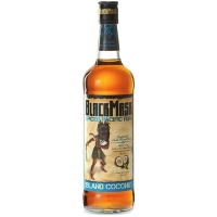 Black Mask Island Coconut Spiced Pacific Rum 750ml