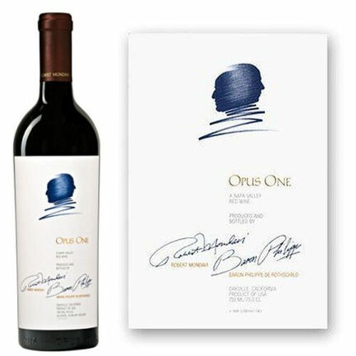 Opus One Napa Valley Red Wine 2014 1.5L Rated 97JS