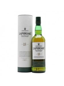 Laphroaig Islay Single Malt Scotch Whisky Aged 18 Years 700ML